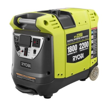 Ryobi 2200 digitalni inverter generator