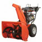 Ariens Deluxe 28 AX motor imа mnogo snаge zа sneg