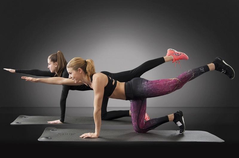 Trening nakon poroda bitan je kako bi izgubile trbuh