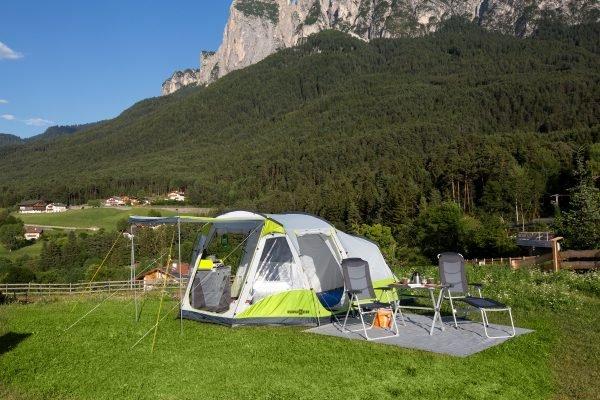 Šatori za kampiranje biraju se i prema veličini