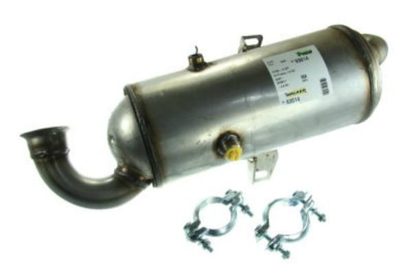 DPF filter u automobilu